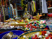 Ethnic shop jewel Royalty Free Stock Image