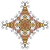 Ethnic star Stock Image
