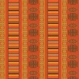 Ethnic Stile Ornament Background Stock Photos