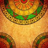 Ethnic style background Stock Photo