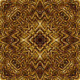 Ethnic Style Decorative Seamless Pattern Royalty Free Stock Photography