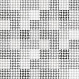 Ethnic style greyscale pattern Stock Photography