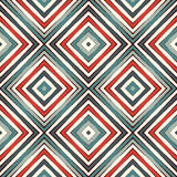 Ethnic style seamless pattern. Native americans abstract background. Tribal motif. Boho chic digital paper Stock Photos