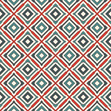 Ethnic style seamless pattern. Native americans abstract background. Tribal motif. Boho chic digital paper Royalty Free Stock Photography