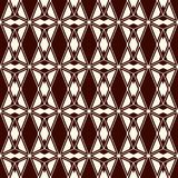 Ethnic style seamless pattern with repeated diamonds. Native americans background. Tribal motif. Eclectic wallpaper. Ethnic style abstract seamless pattern with royalty free illustration