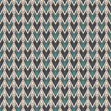 Ethnic style seamless pattern with repeated diamonds. Native americans background. Tribal motif. Eclectic wallpaper. Ethnic style abstract seamless pattern with Royalty Free Stock Photos