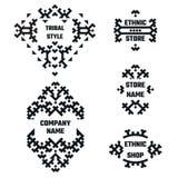 Ethnic Style Stock Image