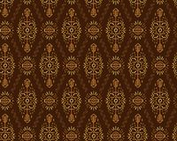 Ethnic Style Vector Seamless Pattern. Vector Seamless Pattern in Ethnic Style. Creative tribal endless ornament, perfect for textile design, wrapping paper vector illustration