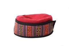 Ethnic tibetian hat Stock Image