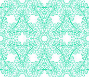 Ethnic triangle pattern Royalty Free Stock Image