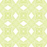 Ethnic triangle pattern Stock Photo