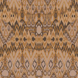 Ethnic tribal carpet, plaid pattern fabric wrapping, floor tile Stock Photography