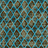Ethnic tribal geometric seamless pattern Stock Image