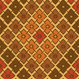 Ethnic tribal geometric seamless pattern Stock Photography
