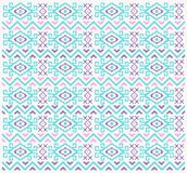 Ethnic tribal pattern hipster. Textile pattern and texture Vector or background Stock Photo