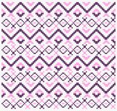Ethnic tribal sweet pattern Royalty Free Stock Images