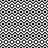 Ethnic Tribal Zig Zag And Rhombus Seamless Pattern Royalty Free Stock Photography
