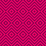 Ethnic Tribal Zig Zag And Rhombus Seamless Pattern Stock Photos