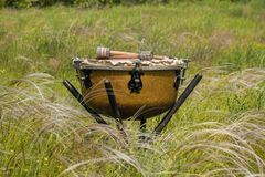 Tulumbas Drum Stock Photos
