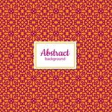 Ethnic vector geometry seamless pattern background Stock Photo
