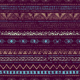 Ethnic vintage background. The blue and purple colors. Royalty Free Stock Photos