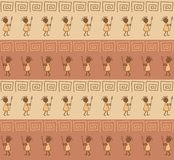 Ethnic wallpaper Stock Images