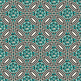Ethnic wallpaper pattern Stock Photo