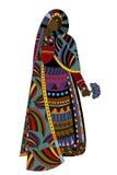 Ethnic woman Royalty Free Stock Photos