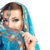 Ethnic Woman Royalty Free Stock Photography