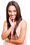 Ethnic woman posing Royalty Free Stock Photos