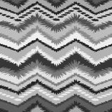Ethnic zigzag seamless pattern. Royalty Free Stock Images