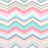 Ethnic zigzag seamless pattern. Stock Photos