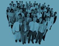 Ethnicity Diversity Ethnic Diverse Community Crowd Concept.  Stock Photography