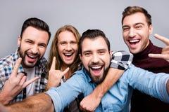 Ethnicity diversity masculinity socialization lifestyle leisure Stock Image