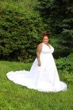 Ethnische Braut Lizenzfreies Stockfoto