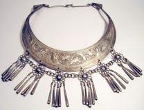 Ethnische Halskette Stockfotos