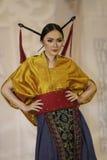 Ethnische Kleidung Lizenzfreies Stockfoto