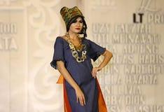 Ethnische Kleidung Lizenzfreie Stockbilder