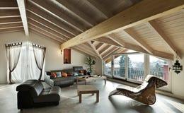 Ethnische Möbel, Wohnzimmer Stockfotos
