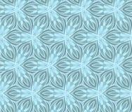Ethnische moderne geometrische nahtlose Musterverzierung Lizenzfreie Stockbilder