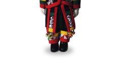 Ethnische Puppe lizenzfreie stockfotos