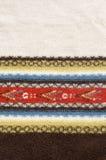 Ethnische Wolldecke Stockfoto