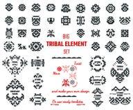 Ethnisches Art-Element Lizenzfreie Stockfotos