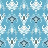 Ethnisches boho nahtloses Muster Traditionelle Verzierung Geometrischer Hintergrund Kleine Verzierung mit Quadraten Lizenzfreie Stockfotos