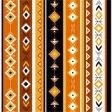 Ethnisches buntes nahtloses Muster vektor abbildung