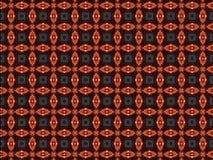 Ethnisches Muster Abstraktes Kaleidoskopgewebedesign Lizenzfreies Stockfoto