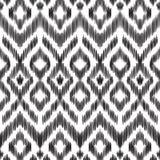 Ethnisches nahtloses Muster lizenzfreie abbildung