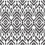 Ethnisches nahtloses Muster stock abbildung