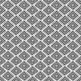 Ethnisches russisches nahtloses Muster vektor abbildung