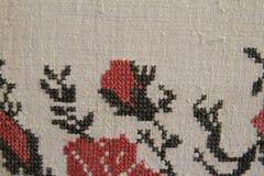 Ethno无缝的样式 种族乌克兰装饰品 部族艺术印刷品,反复性的背景 织品设计,墙纸 免版税库存图片